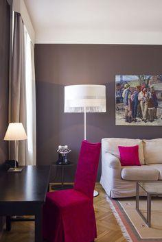 Dr. Albrecht Room - Hotel Altstadt Vienna