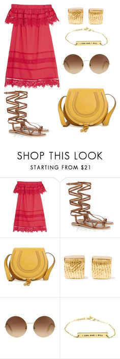 """""""Untitled #48"""" by bulltroid ❤ liked on Polyvore featuring Sea, New York, Lipsy, Chloé, Cornelia Webb and Victoria Beckham"""