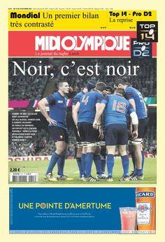 Midi Olympique - Lundi 12 Octobre 2015 - N° 5307