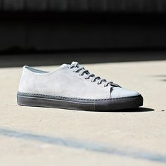 Cap-Toe Sneaker by Axel Arigato