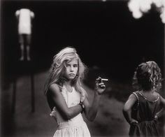 Candy Cigarette by Sally Mann