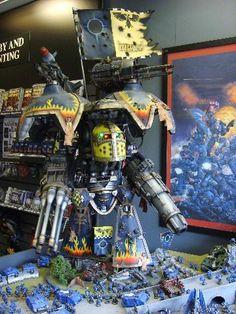 warhammer imperial titan - Google Search