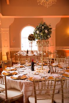 Our beautiful candelabras are perfect for showcasing flowers!