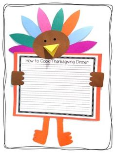 TURKEY, NATIVE AMERICAN, AND PILGRIM CRAFTIVITY. Repinned by SOS Inc. Resources pinterest.com/sostherapy/.