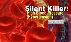 Blood Pressure High or Low is a Silent Killer - Beware