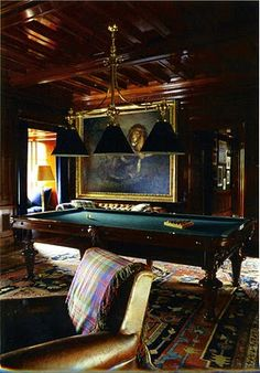 Equestrian Style by Broc Clark | Horses, Home Design, Art & Culture: RALPH LAUREN'S HOME - BEDFORD ESTATE