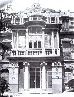 Palacete de Encarnación Valdés.