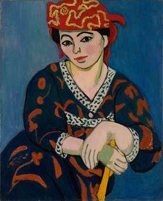 madamme Matisse
