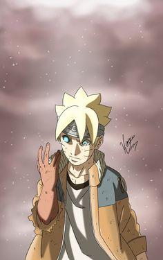 Neji E Tenten, Boruto And Sarada, Naruto Shippuden Sasuke, Naruto Art, Naruto And Sasuke, Narusaku, Top Anime Characters, Boruto Characters, Anime Nerd