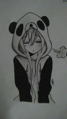Çikolata Tadında Çizimler ( TAMAMLANDI ) - PandaGirl - Wattpad Girly Drawings, Anime Drawings Sketches, Art Drawings Sketches Simple, Anime Sketch, Cartoon Drawings, Cool Drawings, Cartoon Art, Abstract Pencil Drawings, Art Drawings Beautiful
