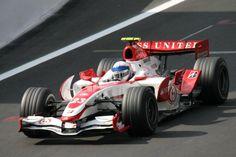 The Super Aguri F1 team fell by the wayside after the 2007 season