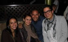 "Laura Guzman, Manuela Punch, Diego Sanchez, Nicolas Layola.  ""Artista"""