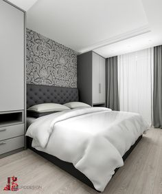 15 trendy bedroom furniture placement ideas home decor Bedroom False Ceiling Design, Bedroom Bed Design, Bedroom Furniture Design, Modern Bedroom Design, Bedroom Decor, Bedroom Built Ins, Master Bedroom Interior, Small Master Bedroom, Bedroom Furniture Placement