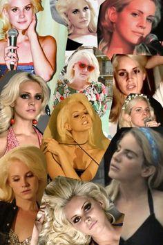 Lana Del Rey #LDR #collage #Lizzy_Grant
