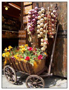 ~ Tuscan market ~