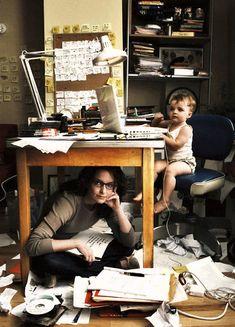 世界の有名人・偉人の仕事場をいちどに見ることができる「FAMOUS WORKSPACES」 - ライブドアニュース
