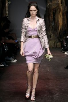 Coco Rocha at Vivienne Westwood Red Label S/S 2010