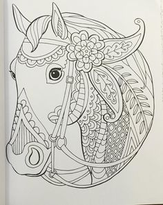 Preschool Coloring Pages, Horse Coloring Pages, Cat Coloring Page, Colouring Pages, Coloring Sheets, Coloring Pages For Kids, Coloring Books, Arte Van Gogh, Super Cute Animals