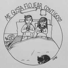 18 ilustraciones de CAMI sobre lo que siento al verte despertar junto a mí Almost Lover, Haha, Quotes And Notes, Humor, Studio Ghibli, Woman Quotes, Boyfriend Gifts, Love Art, Drawing S