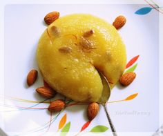 Aaloo ka halwa or potato pudding is a dessert mostly eaten in fasts and hails from Marwari cuisine. This is really an easy to make sweet dish which one can make in jiffy with minimum ingredients from pantry. Appam Recipe, Navratri Recipes, Potato Pudding, Navratri Festival, Food Fantasy, Dinner Recipes, Potatoes, Dishes, Fruit