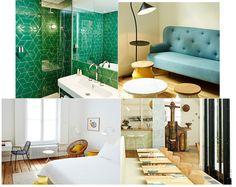 Hotel des Galeries in Bruxelles: one of the best '14 hotels Vogue france