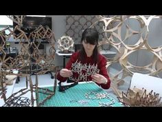 Deployable structures - YouTube