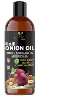 Onion hair oil benefits