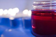 Baby food jar crafts- put jello in them