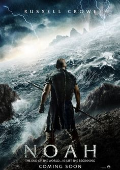 Watch The Official Trailer For Noah Starring Russell Crowe Jennifer Connelly And Emma Watson A Darren Aronofsky Film In Cinemas