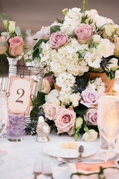 The Vault: Curated & Refined Wedding Inspiration - Style Me Pretty Mod Wedding, Floral Wedding, Wedding Flowers, Dream Wedding, Wedding Bells, Wedding Reception Centerpieces, Wedding Decorations, Reception Ideas, Country Garden Weddings