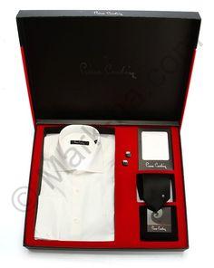 Pierre Cardin PC15 Erkek Hediye Seti   Mark-ha.com #hediye #erkekmodası #fashion #yenisezon #pierrecardin #markhacom