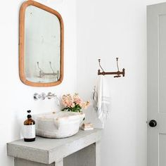 Concrete Washstand