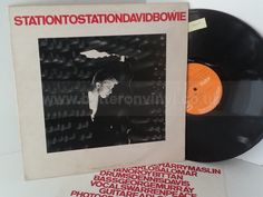 [b]SOLD[/b] DAVID BOWIE station to station, APL1 1327 - ROCK, PSYCH, PROG, POP, SHOE GAZING, BEAT Vinyl Record Shop, Vinyl Records, Station To Station, Almost Always, David Bowie, Psych, Shoe, Rock, Zapatos