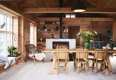 Signe Wenneberg's FSC-certified house by Erik Juul / Friis & Moltke