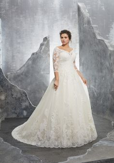 STYLE NUMBER: 3235 Kosette Wedding Dress