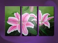 LOVE LOVE LOVE!!!!!    paintings of lilies - Google Search