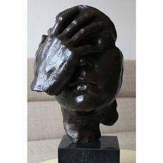 Bronze Sculpture Skulptur Statue Salvador Dali Signed Number