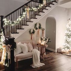 36 Most Popular Living Room Colors Ideas - Inspiration to Beautify Your Living Room 2730 : ? 36 Most Popular Living Room Colors Ideas - Inspiration to Beautify Your Living Room 2730 Christmas Entryway, Cozy Christmas, Christmas Holidays, Rustic Christmas, Christmas Living Room Decor, Christmas Ideas, Christmas Cookies, Christmas Fireplace, Christmas Design