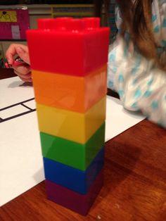 MFW colors unit - ordering blocks