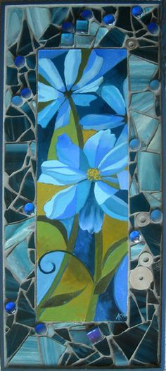 Positive Space - Mosaic Paintings