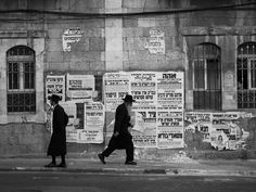 Adde Adesokan. Going the way, Mea Shearim - Jerusalem
