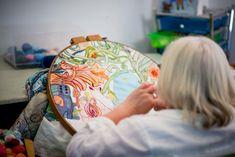 anna torma embroidery - Google Search Artist At Work, Recherche Google, Fashion Backpack, Anna, Backpacks, Embroidery, Bags, Google Search, Handbags