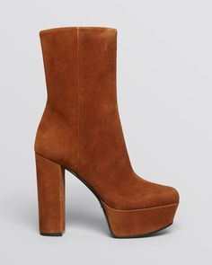 Gucci Boots - Claudie Mid Shaft High Heel | Bloomingdale's