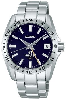 Grand Seiko Watch Mechanical GMT Limited Edition #bezel-uni-directional #bracelet-strap-steel #brand-grand-seiko #case-material-steel #case-width-39-2mm #delivery-timescale-call-us #dial-colour-blue #gender-mens #limited-edition-yes #luxury #official-stockist-for-grand-seiko-watches #packaging-grand-seiko-watch-packaging #subcat-limited-editions #subcat-seiko-mechanical #supplier-model-no-sbgm029 #warranty-grand-seiko-official-2-year-guarantee #water-resistant-100m