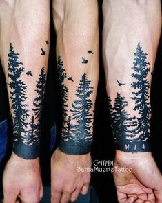 tatto tree arm - Buscar con Google