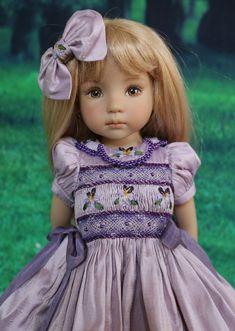 Pansy - Petite Princess Designs