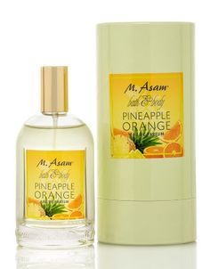 Beauty & Lifestyle Blog für die Frau ab 40: Süchtig nach PINEAPPLE ORANGE von M. Asam    /  RE...