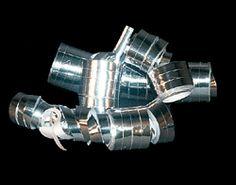 Serpentiner,Silver metallic