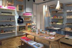 Whitworth Art Gallery Store by Lumsden, Manchester – UK » Retail Design Blog
