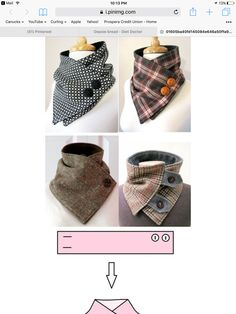Free Pattern, Sewing Projects, Sewing Patterns, Coat, Clothes, Fashion, Scarves, Scouts, Needlework